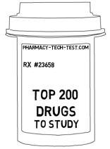 Top 200 drugs
