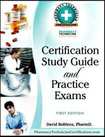 pharmacy tech book