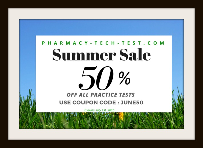 Practice test coupon summer sale